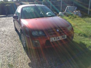 2005 Mg ZR 1.4 For Sale