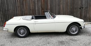 1963 MGB Roadster For Sale
