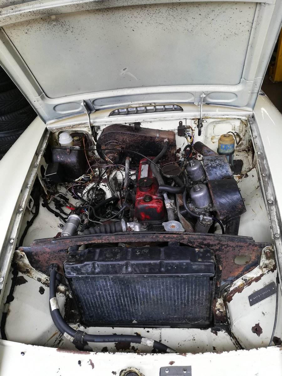 1963 MGB Roadster For Sale (picture 4 of 6)