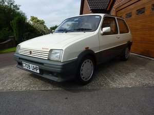 MG Metro Turbo 1985  Extensive history. For Sale