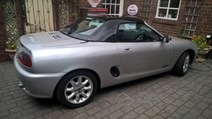 2001 MGF 1.8 in great shape, long MOT, in great shape