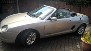 2001 MGF 1.8 in great shape, long MOT, in great shape For Sale