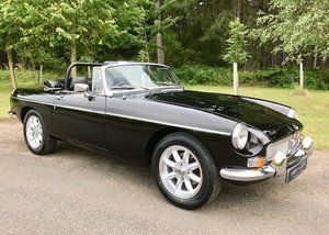 1979 MG MGB - a lovely 'B' Roadster, upgraded and cherished. For Sale