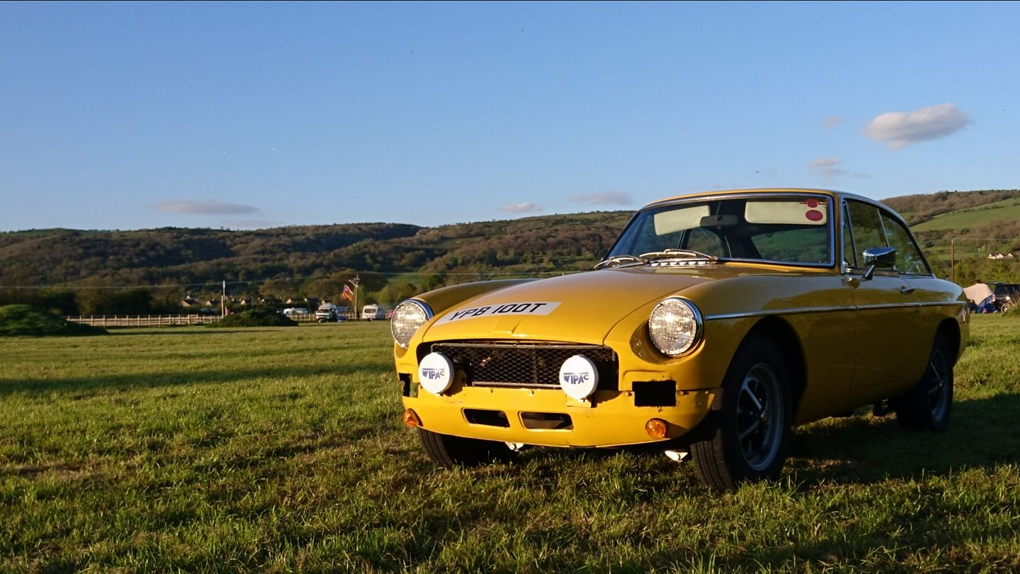 1978 MG B GT For Sale (picture 1 of 6)