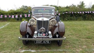 1939 MG VA Saloon For Sale
