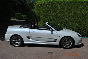 2010 MGTF 85th Anniversary Model, Limited edition of 50 For Sale