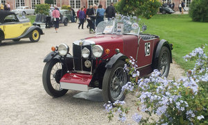 "1931 MG M-Type ""Midget"" For Sale by Auction"