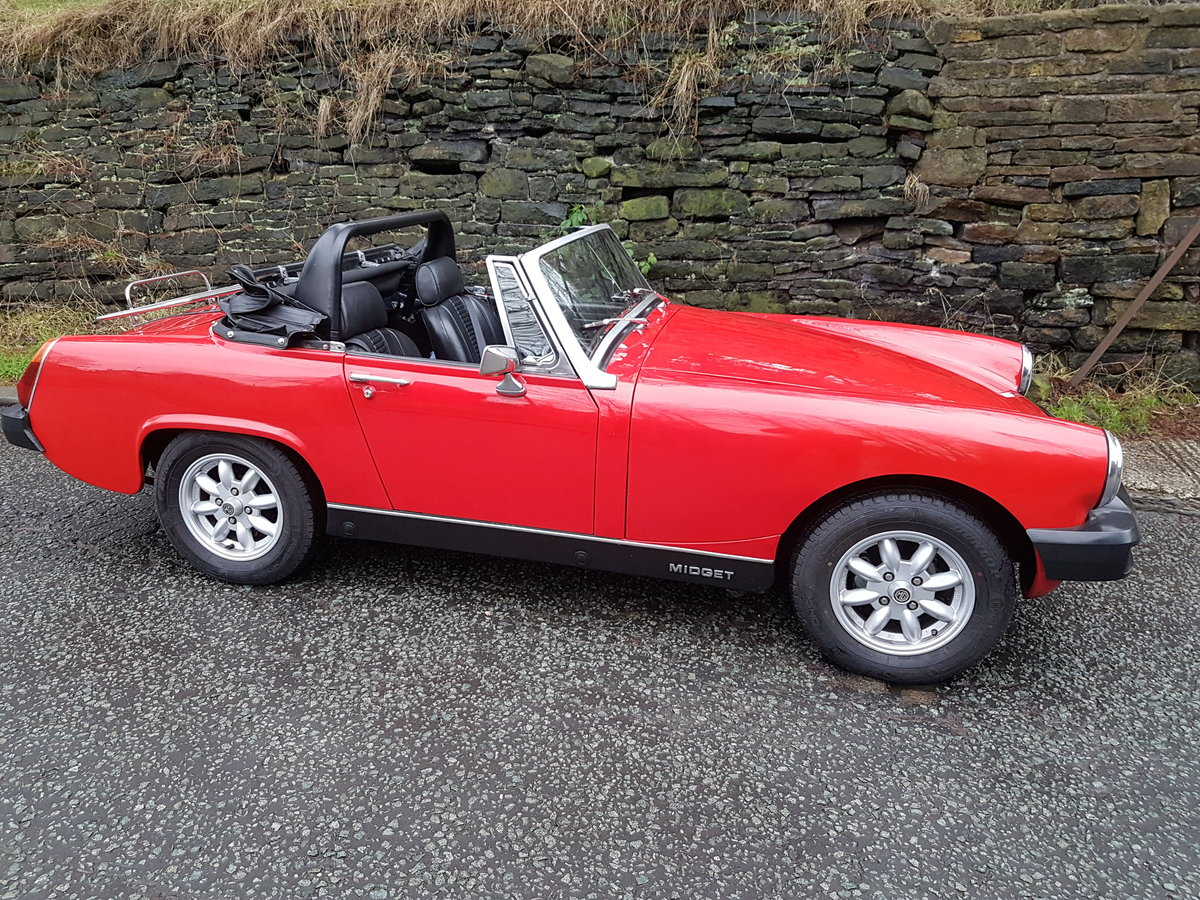 1976 MG Midget  For Sale (picture 1 of 6)