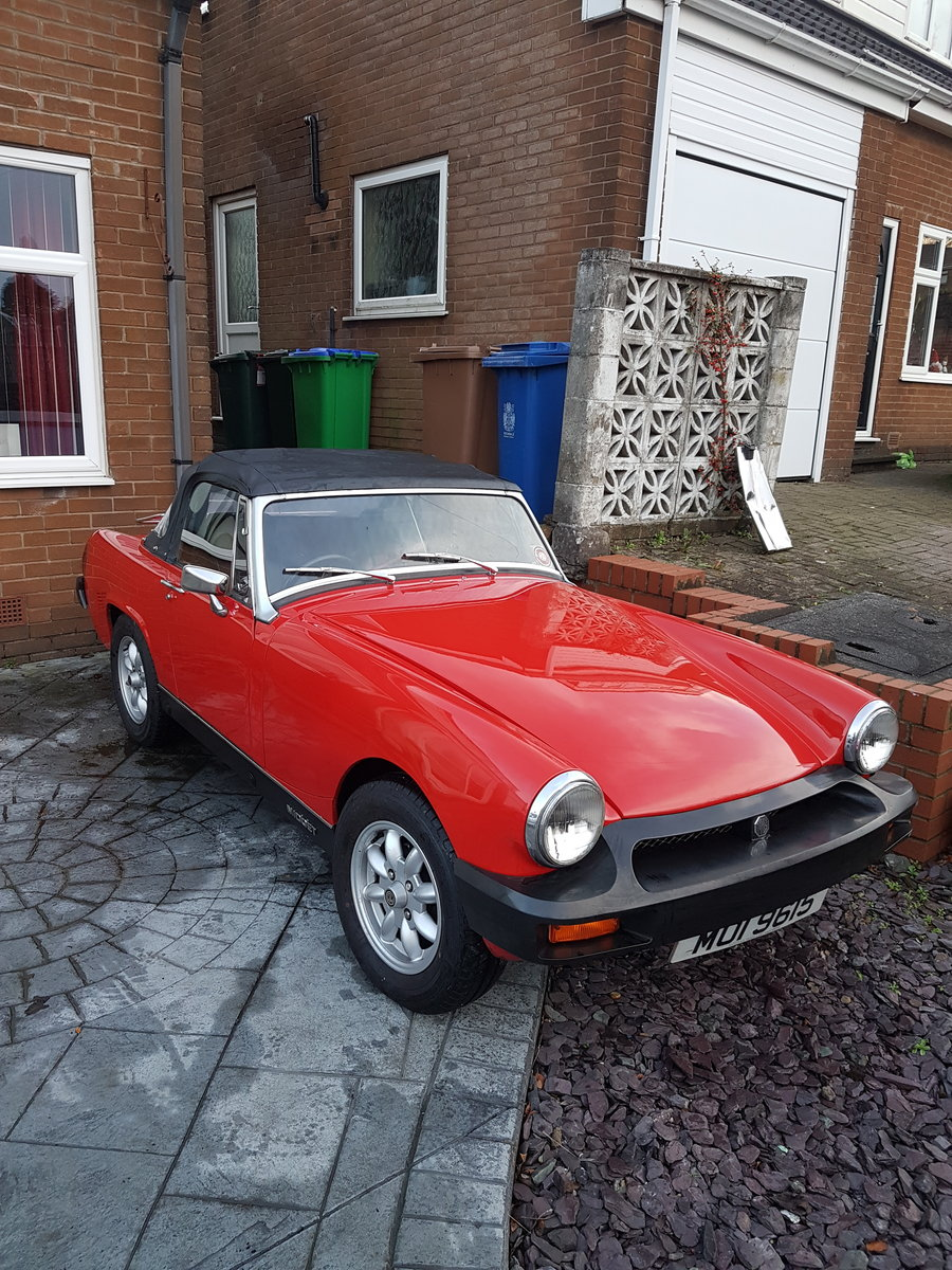 1976 MG Midget  For Sale (picture 3 of 6)