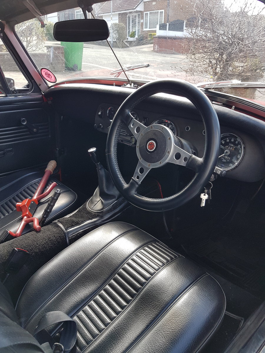 1976 MG Midget  For Sale (picture 4 of 6)