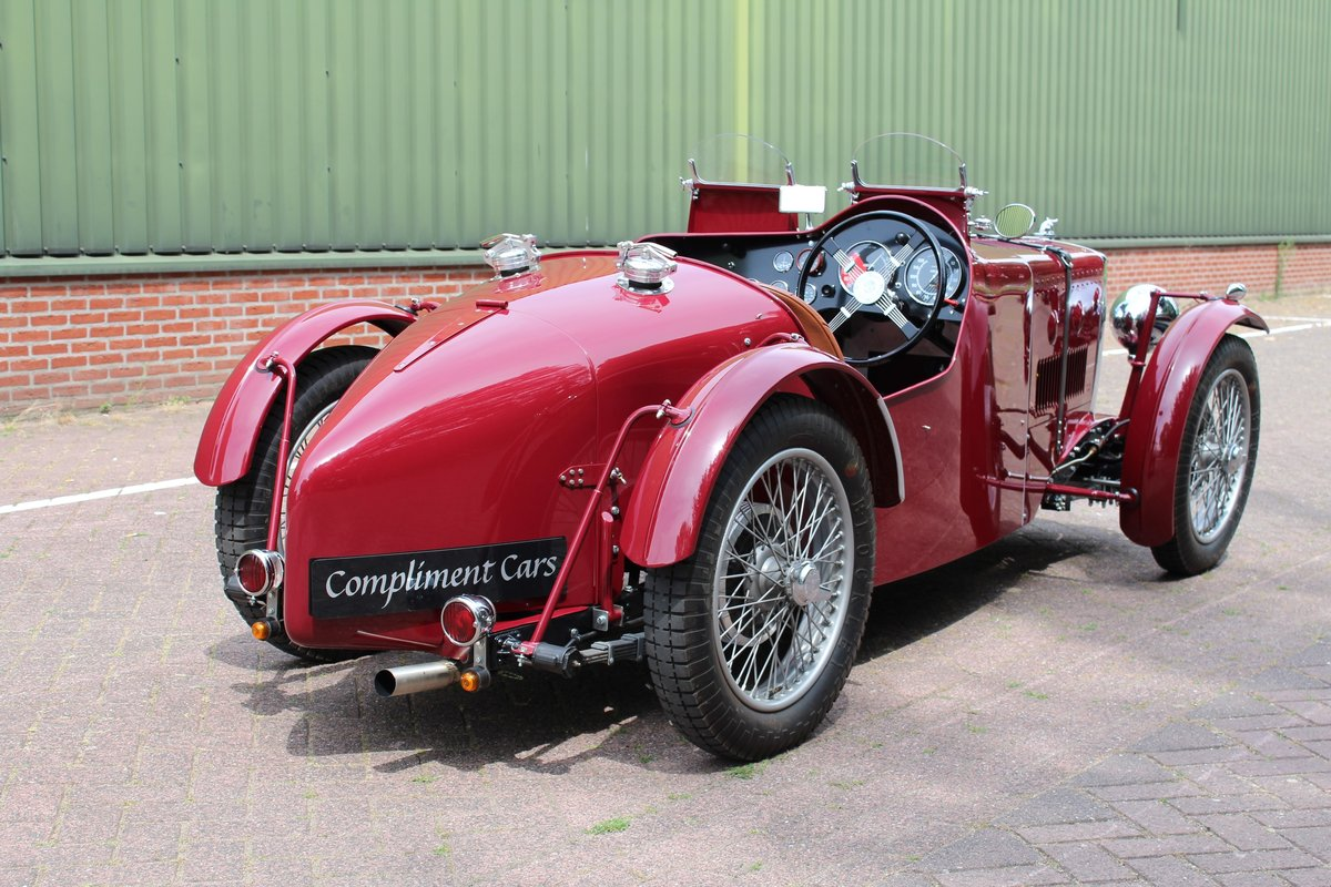 MG TA 1937 Q -type Racer € 82.900 For Sale (picture 1 of 6)