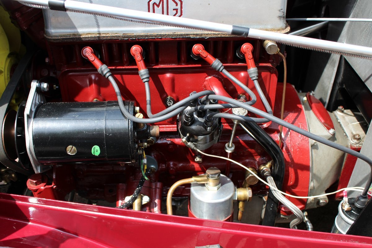 MG TA 1937 Q -type Racer € 82.900 For Sale (picture 4 of 6)