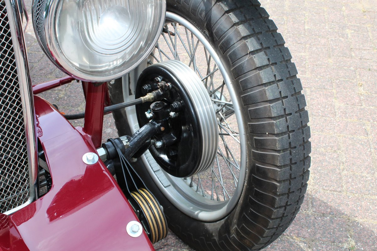 MG TA 1937 Q -type Racer € 82.900 For Sale (picture 5 of 6)