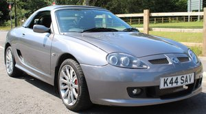 2008 MG TF LE 500 Car number 311 of 500  12,000 miles SOLD