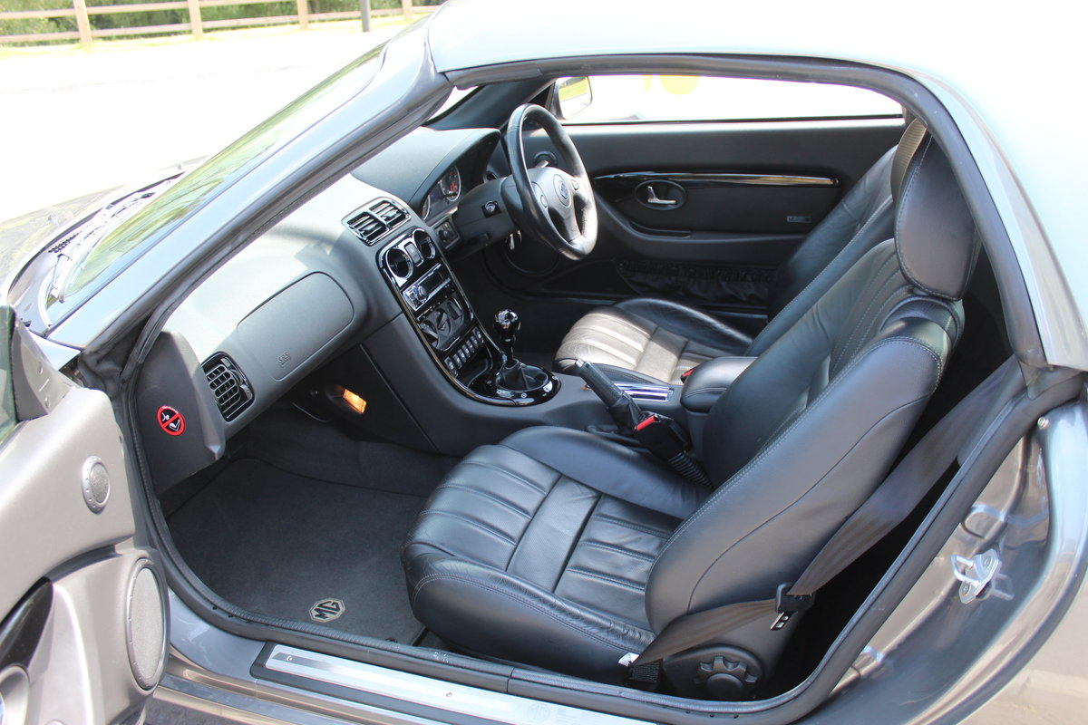 2008 MG TF LE 500 Car number 311 of 500  12,000 miles SOLD (picture 5 of 6)