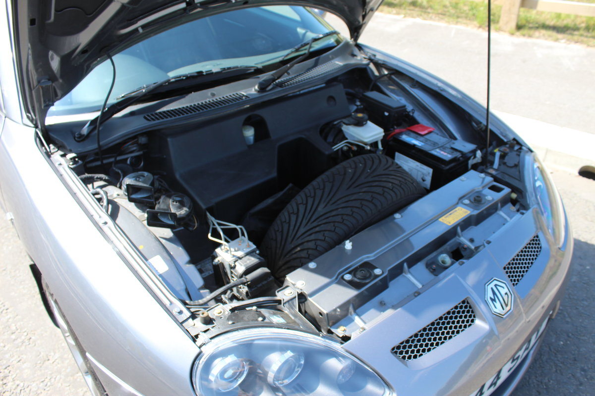 2008 MG TF LE 500 Car number 311 of 500  12,000 miles SOLD (picture 6 of 6)