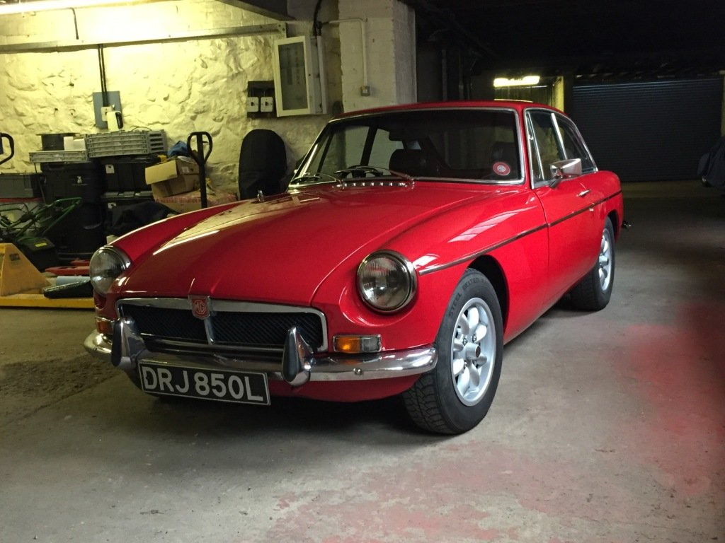 1972 MGB GT – Great Condition and History SOLD (picture 2 of 6)