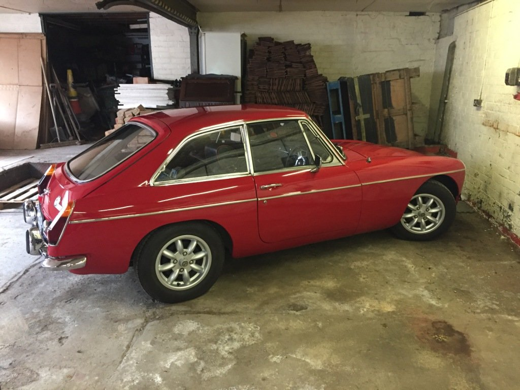 1972 MGB GT – Great Condition and History SOLD (picture 6 of 6)