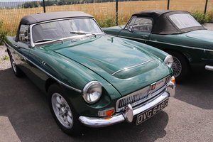 1968 MGC Roadster, Show standard rebuild, triple carbs For Sale