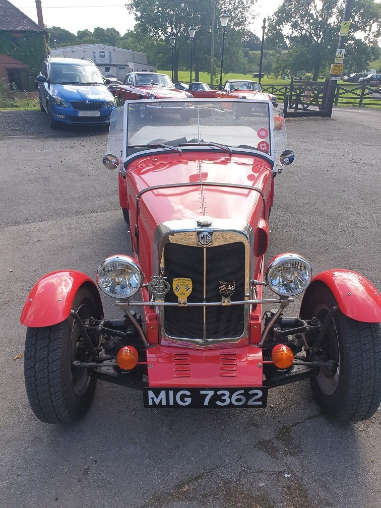 1971 MG  SPECIAL ROADSTER For Sale (picture 1 of 4)