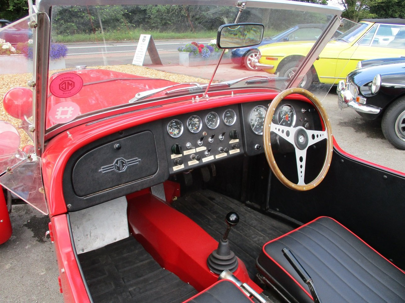 1971 MG  SPECIAL ROADSTER For Sale (picture 3 of 4)