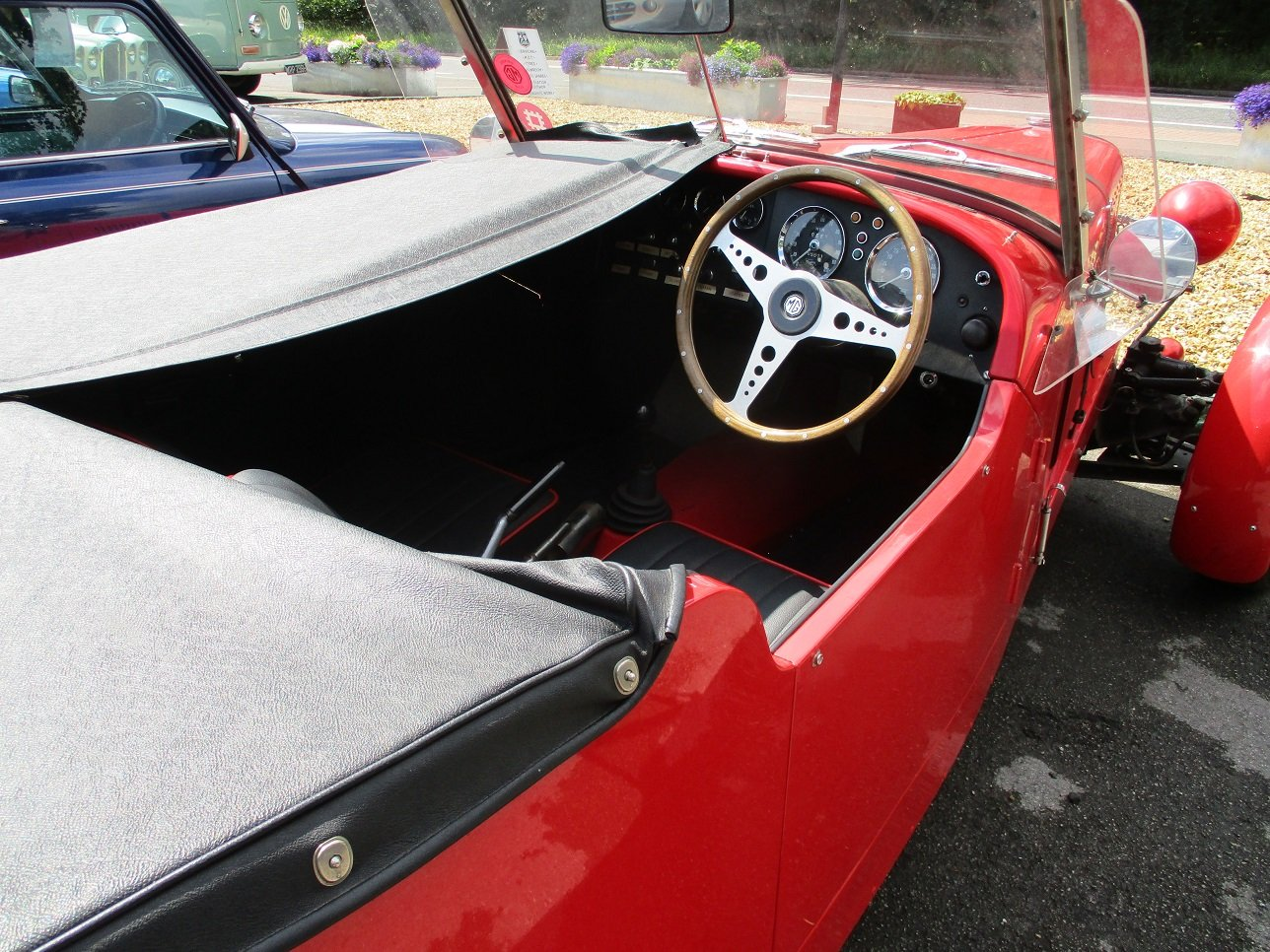 1971 MG  SPECIAL ROADSTER For Sale (picture 4 of 4)