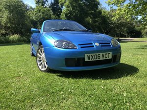2006 Stunning MGTF Spark Edition For Sale