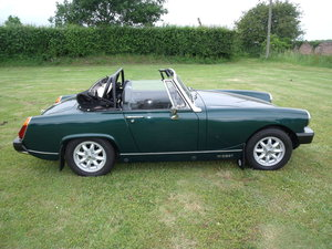 1977 MG Midget  1500 For Sale