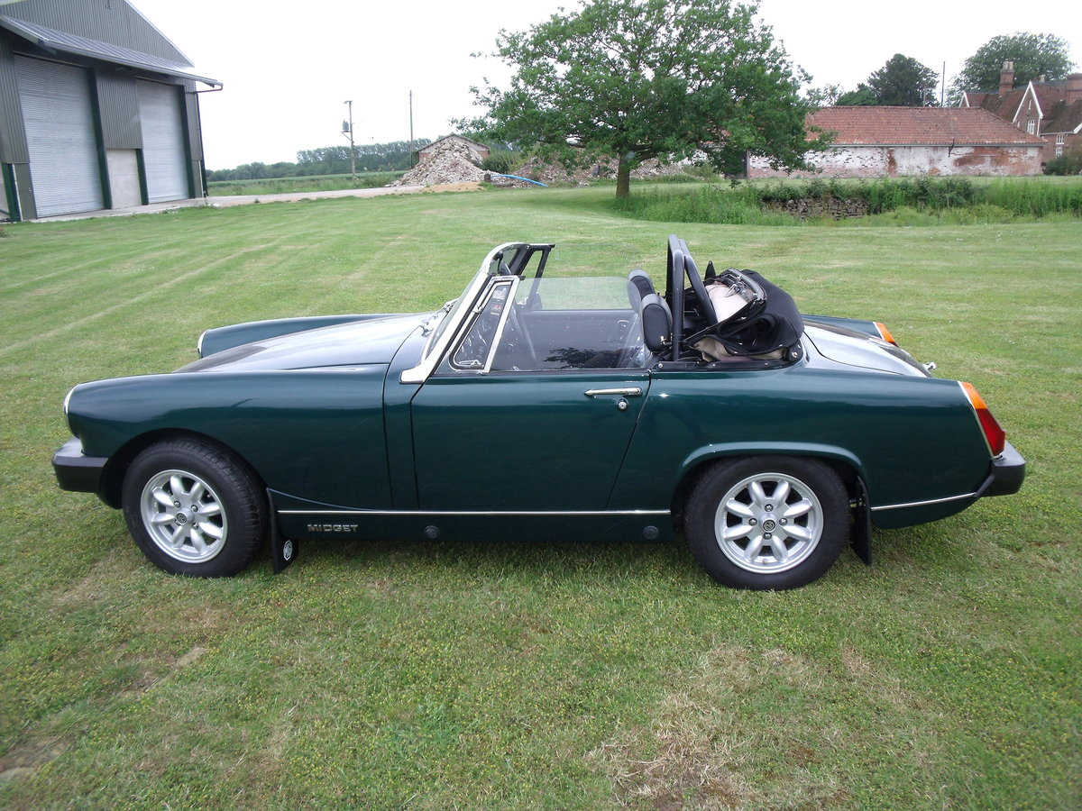1977 MG Midget  1500 For Sale (picture 2 of 6)