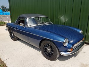 1971 MGB Roadster V8 For Sale