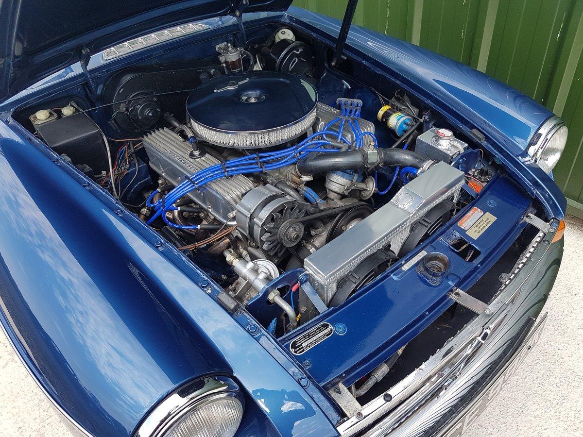 1971 MGB Roadster V8 SOLD (picture 5 of 6)