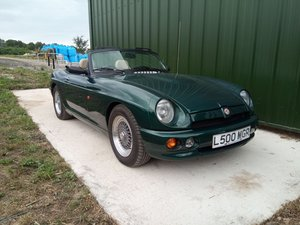 1994 MG RV8 rare UK car in superb condition For Sale