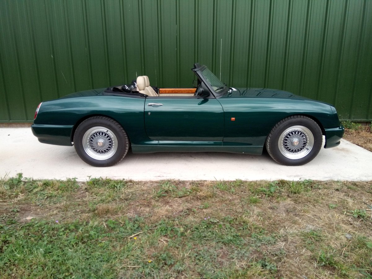 1994 MG RV8 rare UK car in superb condition SOLD (picture 2 of 6)