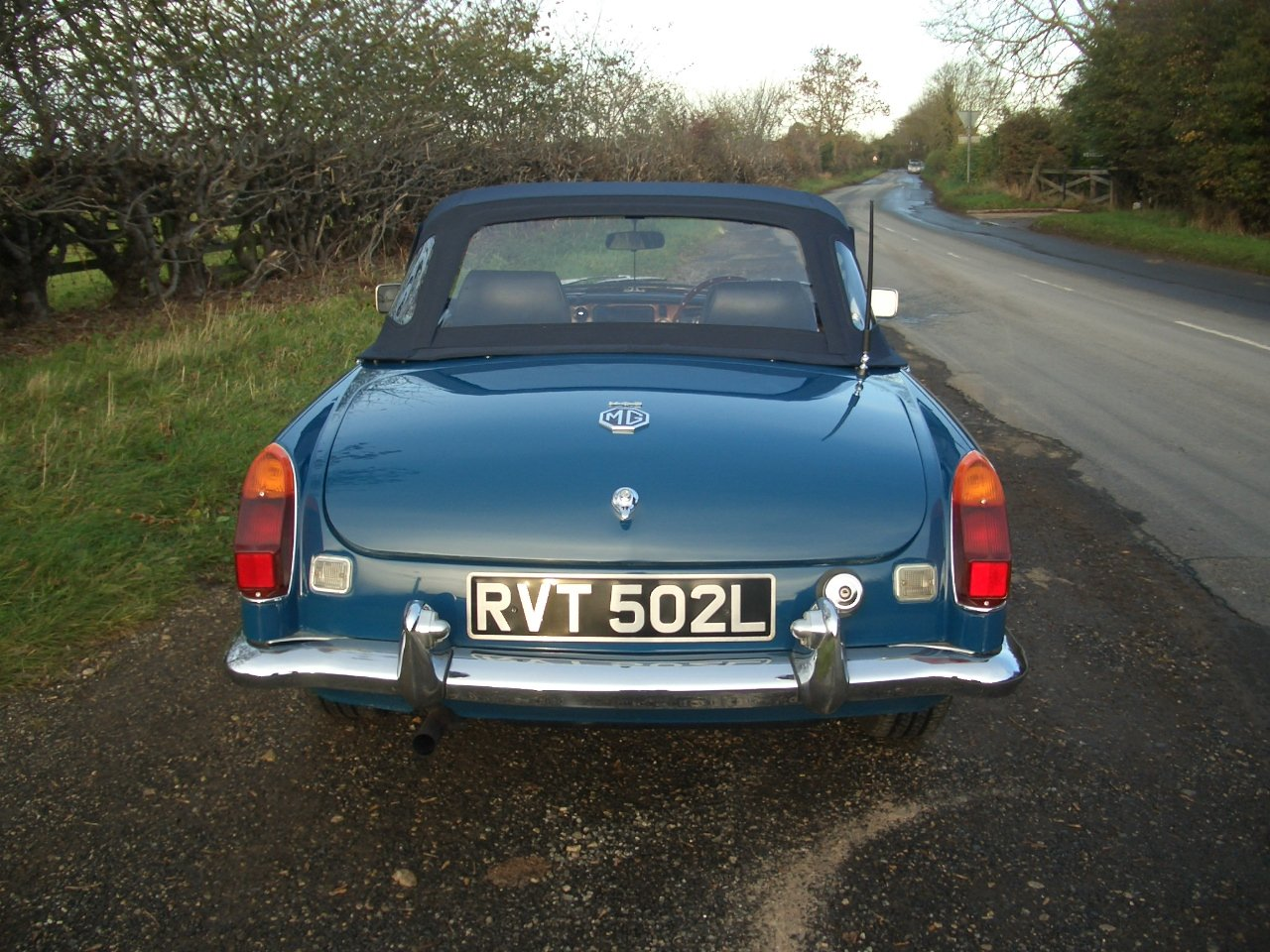 1972 MGB Roadster For Sale (picture 4 of 6)