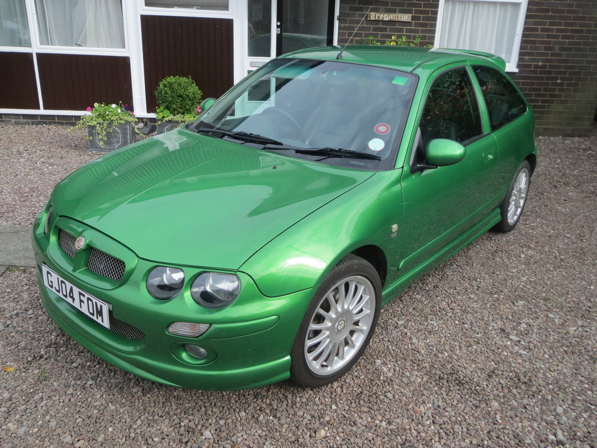 2004 MG ZR Rare Biomorphic Green Monogram SOLD (picture 2 of 6)