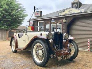 1936 MG TA MIDGET For Sale