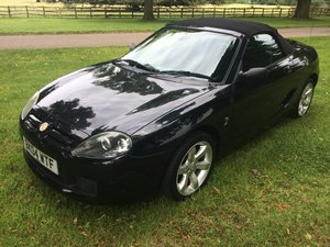 2004 Mg tf sports convertible..excellent allround ! For Sale