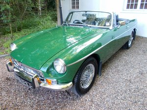 MGB ROADSTER 1971 Heritage Shell Rebuild  For Sale