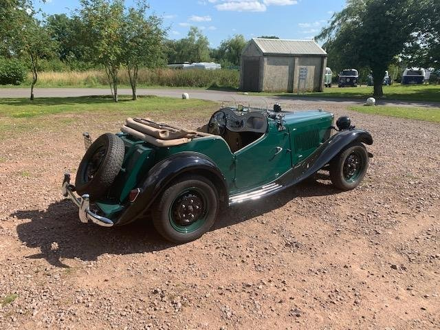 1953 MG TD For Sale (picture 2 of 6)