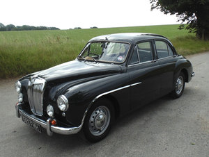 1955 MG Magnette ZA SOLD