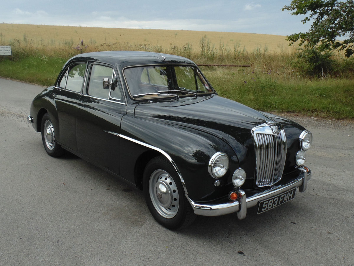 1955 MG Magnette ZA SOLD (picture 2 of 6)