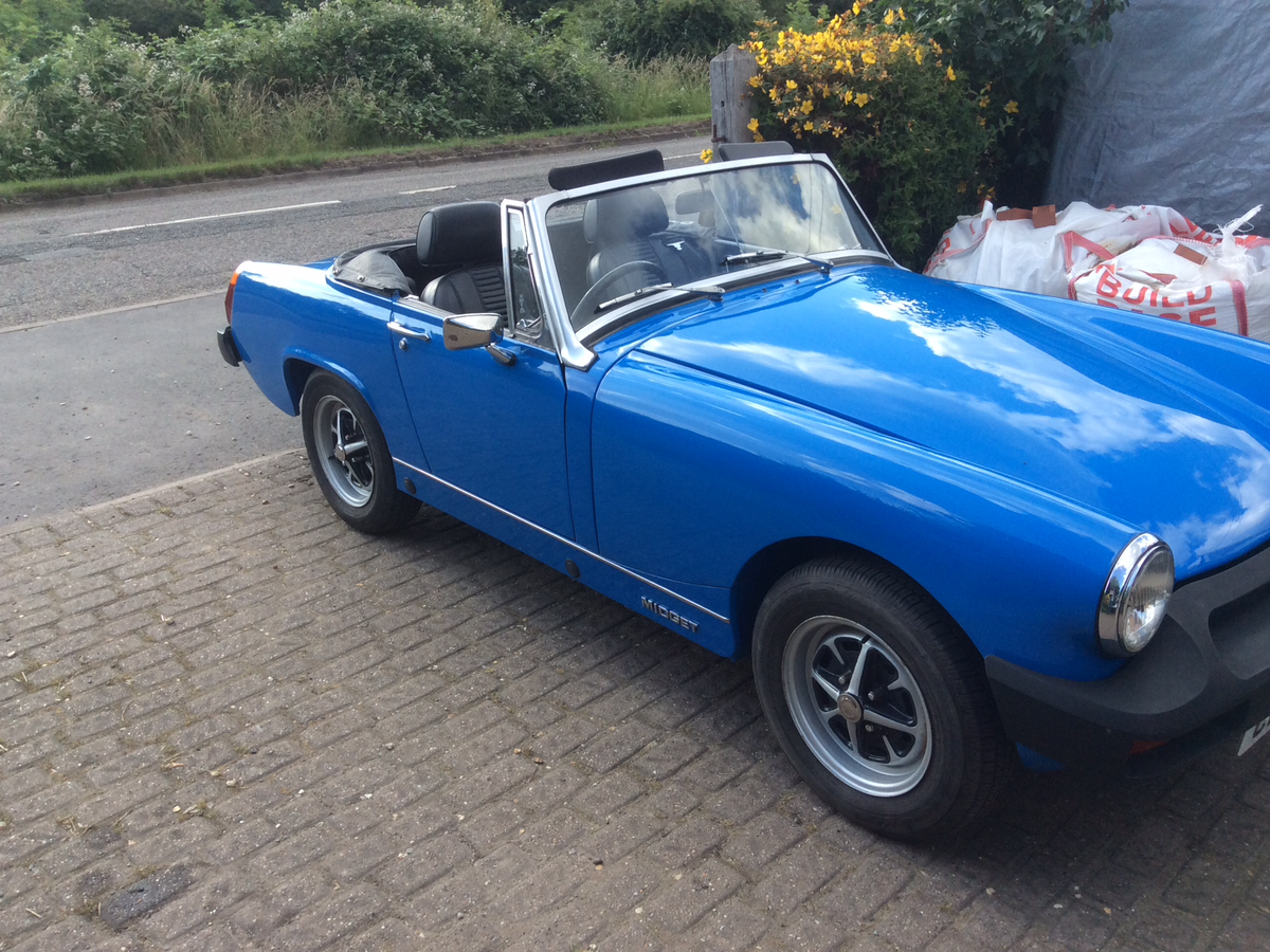 1978 MG midget Superb looking  For Sale (picture 1 of 6)