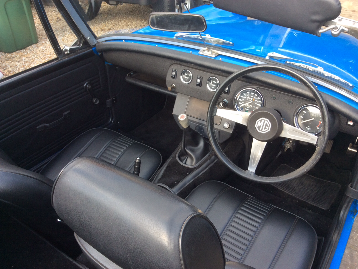 1978 MG midget Superb looking  For Sale (picture 3 of 6)