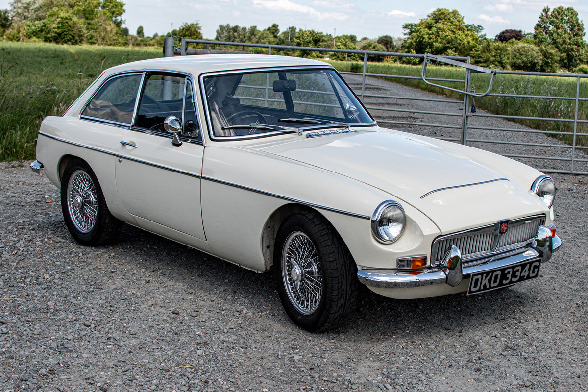 MGC GT -3L - Rare Automatic, Low Millage (1969) For Sale (picture 1 of 6)