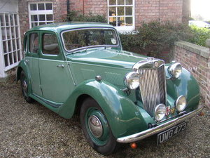 1951 Very usable two tone green MGYA.