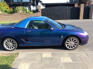 2002 Lovely Drive. Much loved MGTF. Reluctant sale For Sale