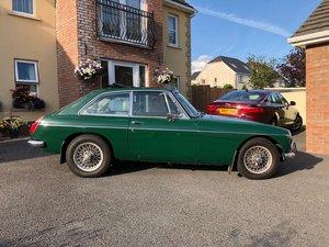 1974 MGB GT BRG