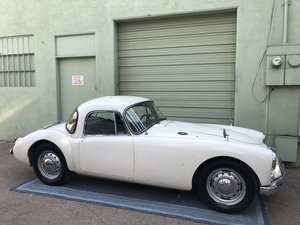 ***1959 MGA Coupe 1500 VERY ORIGINAL !!! For Sale