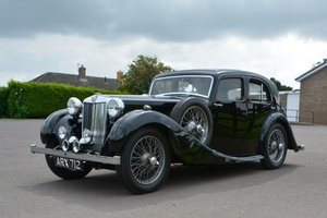 1938 MG VA Saloon For Sale by Auction