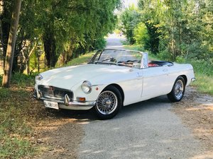 1963 MG MGB 1.8 Roadster MK1 LHD For Sale